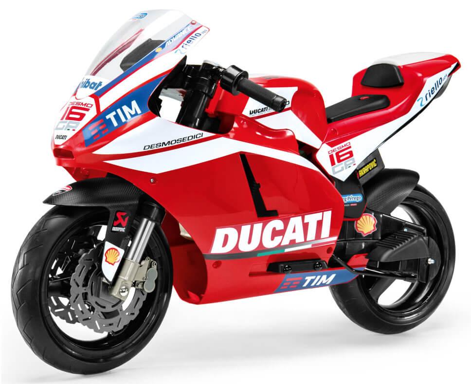 Детский электромобиль Peg-Perego Ducati GP