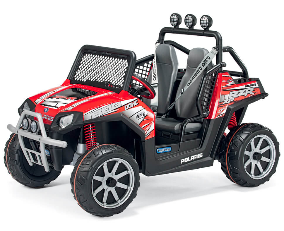Детский электромобиль Peg-Perego