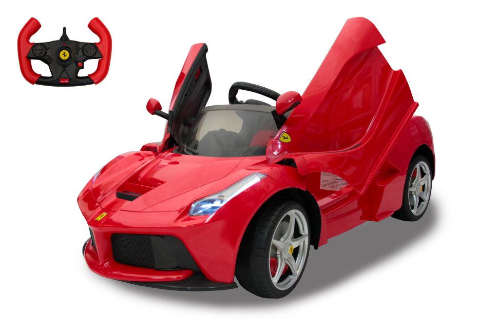 Детский электромобиль Rastar Ferrari LaFerrari