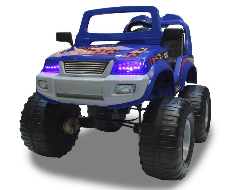 Детский электромобиль Tornado AK-8500 4x4
