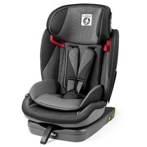 Детское автокресло Peg-Perego Primo Viaggio 1-2-3 VIA Crystal Black (9-36 кг)