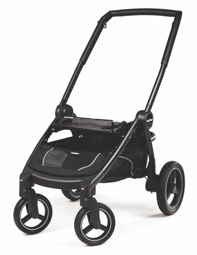 Шасси Peg-Perego Book Team Mat Black