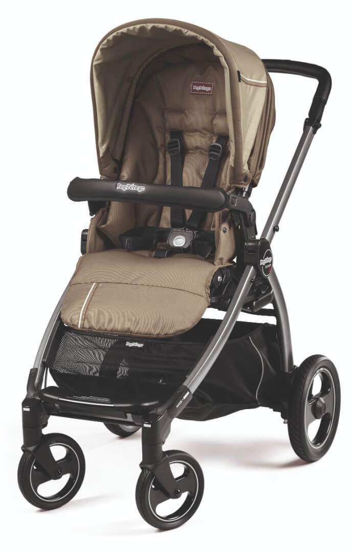 Прогулочный блок Peg-Perego Seat Pop Up Class Beige