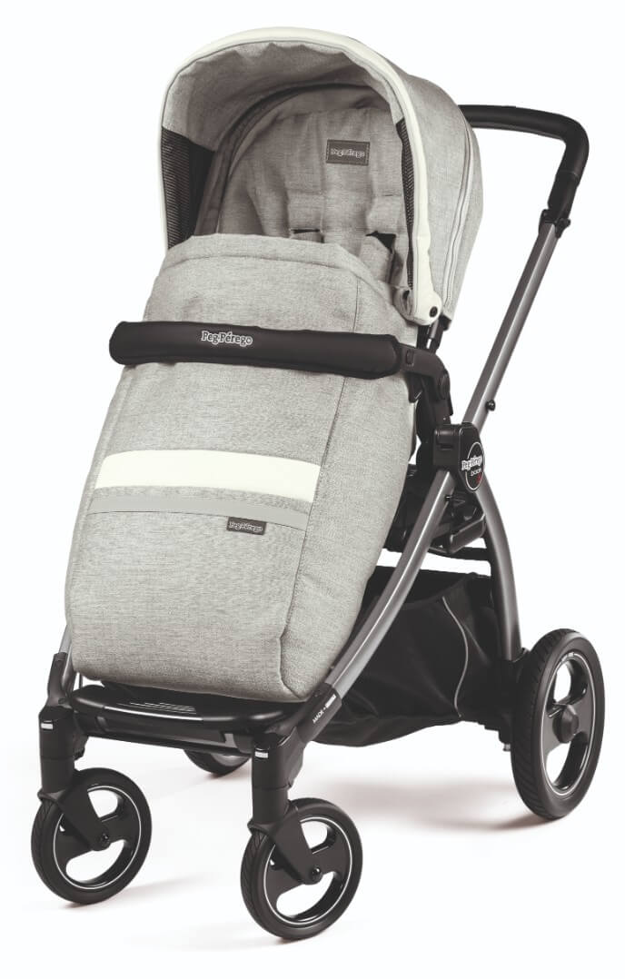 Прогулочный блок Peg-Perego Seat Pop Up Luxe Pure
