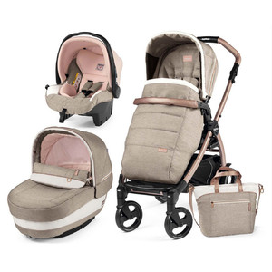 Детская коляска 3 в 1 Peg-Perego Book 51 Mon Amour Elite Modular