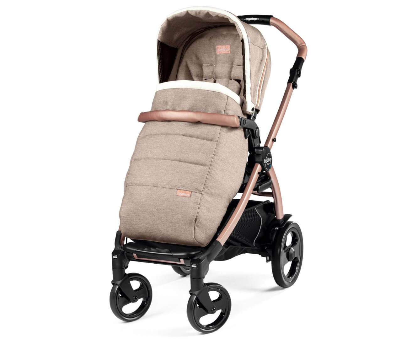 Коляска 3 в 1 Peg-Perego Book 51 Mon Amour Elite Modular