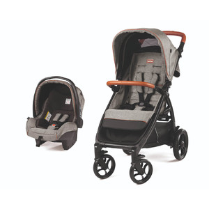 Коляска 2 в 1 Peg-Perego Booklet 50 Travel System  Polo
