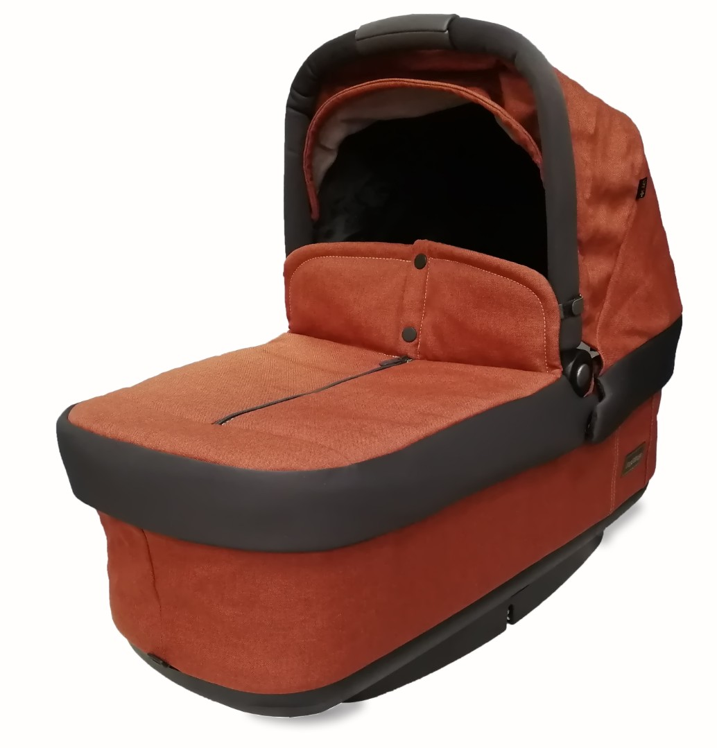 Коляска 3 в 1 Peg-Perego Book Scout Pop Up Terracotta