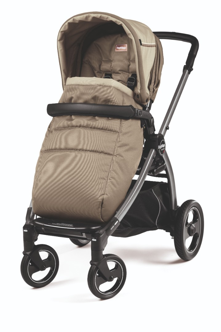 Коляска 3 в 1 Peg-Perego Book S Pop Up Class Beige