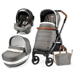 Коляска 3 в 1 Peg-Perego Book i-Size Polo Elite Modular