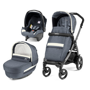 Коляска 3 в 1 Peg-Perego Book 51 Elite SL Luxe Mirage