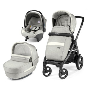 Коляска 3 в 1 Peg-Perego  Book 51 S Elite SL Luxe Pure
