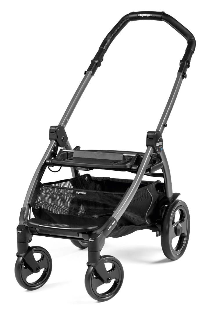 Коляска 2 в 1 Peg-Perego Book 51 i-Size Travel System Luxe Mirage