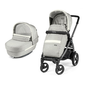 Коляска 2 в 1 Peg-Perego Book 51 S Elite Combo Luxe Pure