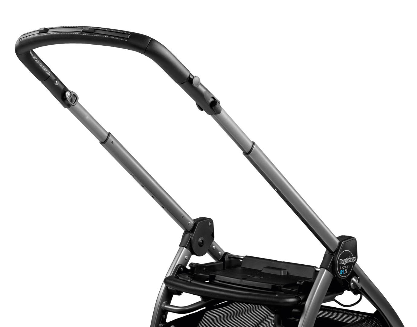 Коляска 2 в 1 Peg-Perego Book 51 S Pop-Up Combo Luxe Mirage