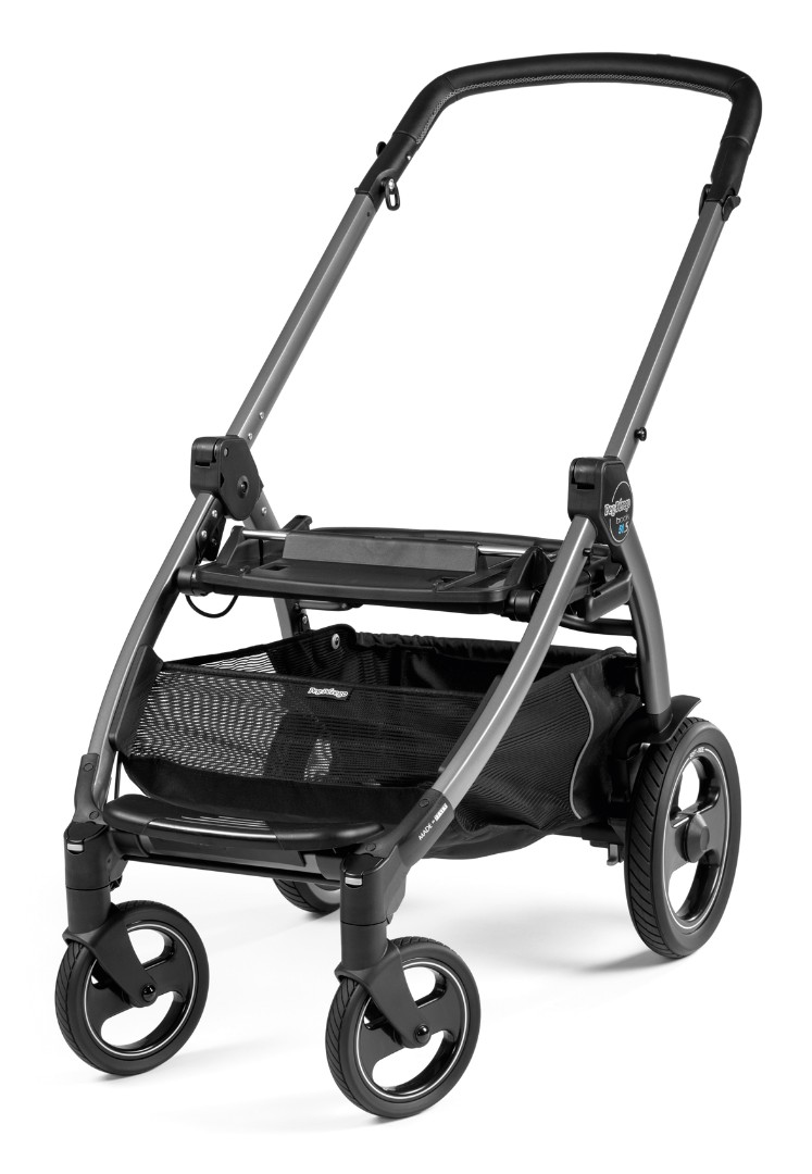 Коляска 3 в 1 Peg-Perego  Book 51 S Elite i-Size Luxe Pure