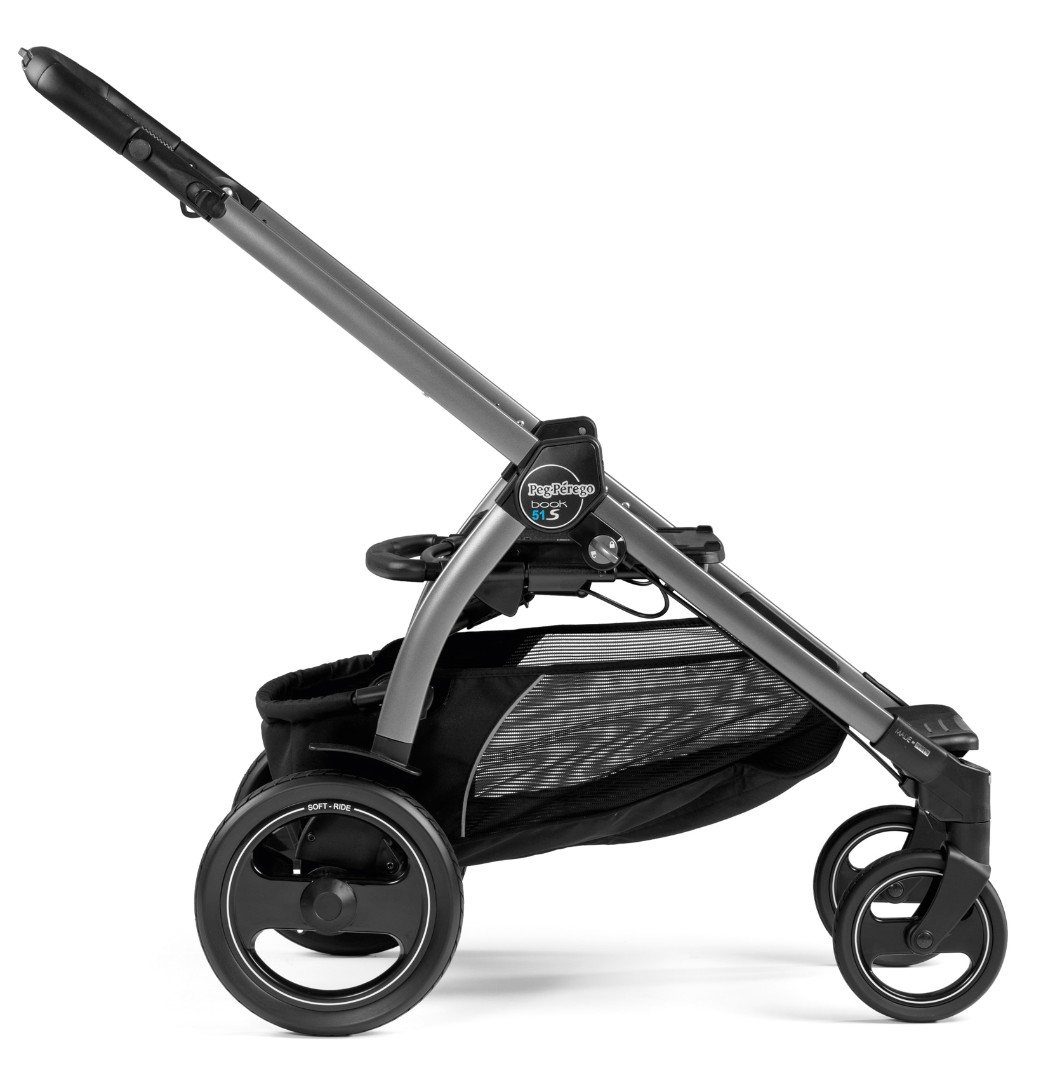 Коляска 3 в 1 Peg-Perego  Book 51 S Elite SL Luxe Mirage