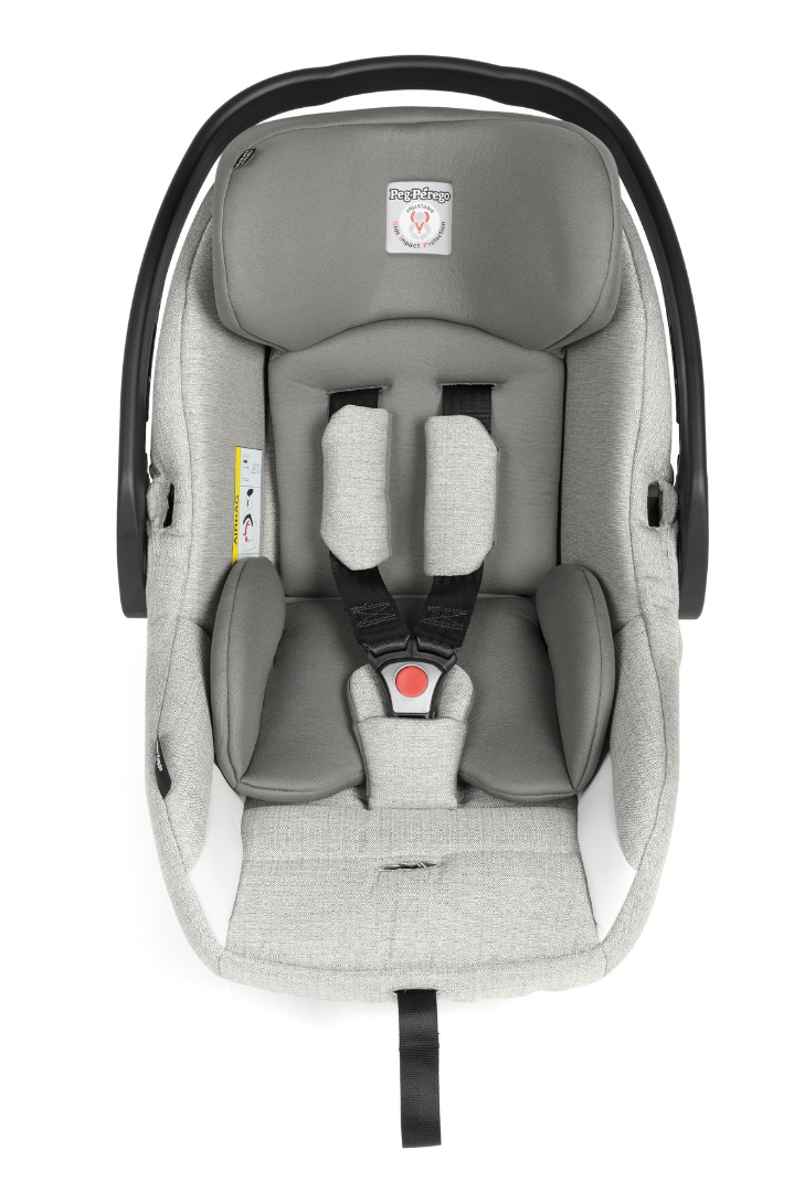 Коляска 3 в 1 Peg-Perego Team Elite i-Size Luxe Pure