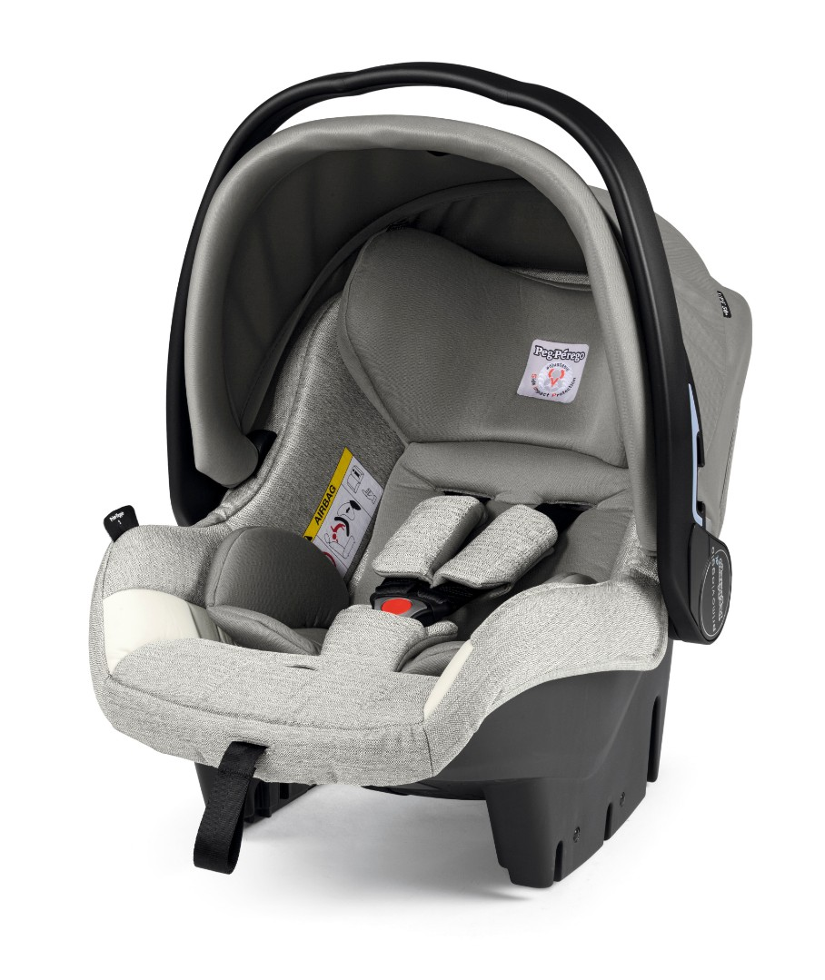Коляска 3 в 1 Peg-Perego Team Pop-Up SL Luxe Pure
